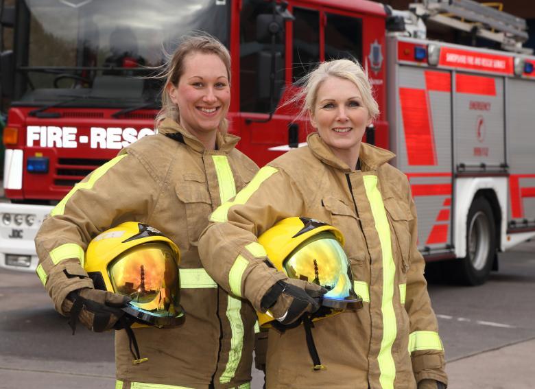 Mítoszrombolás avagy lehet-e egy nő is vonuló tűzoltó 2019-ben?