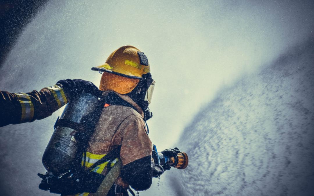 A víz szerepe a tűzvédelemben