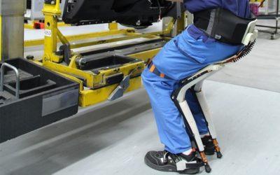 Munkahelyi ergonómia – a gyártásban